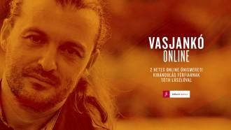 Vasjankó online - önismereti kirándulás férfiaknak